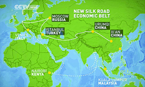 Example OBOR Map