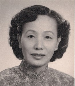 My mom when she was around 45